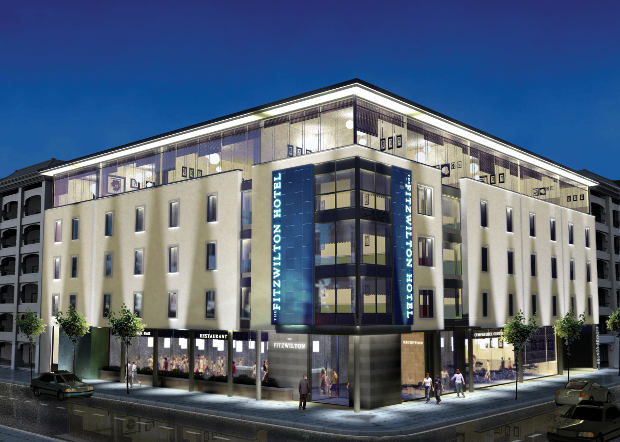 Hotel Portfolio Davy Real Estate