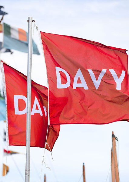 Davy Sponsors the National Yacht Club