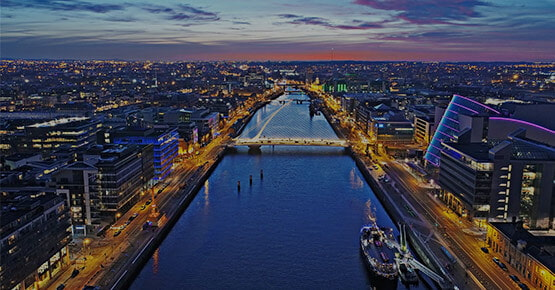 Davy Capital Markets image of Dublin
