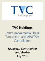 TVC Holdings